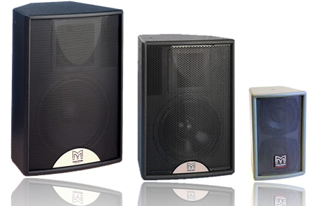Hire Martin Audio Speakers