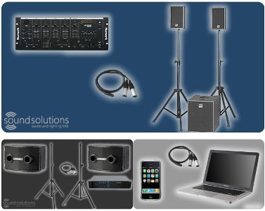 Sound System Hire in Surrey